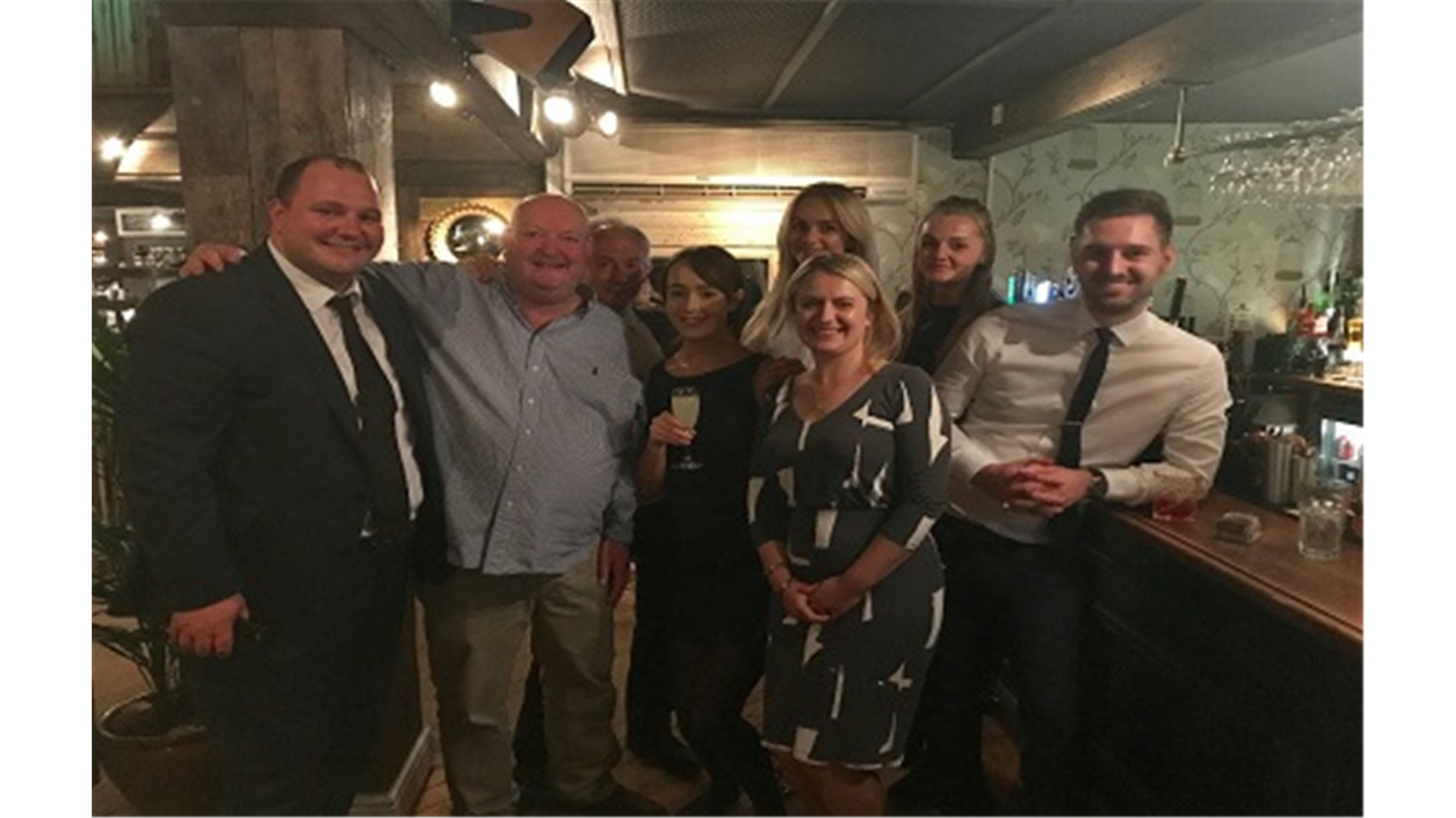 Langtons No. 1 Gin & Sacco Mann Event – Newcastle