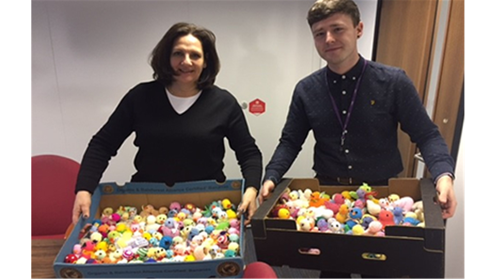 Eggseptional Egg Donations for Francis House's Chicks